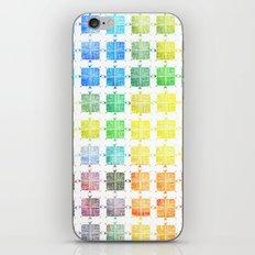 Seasons in the sun iPhone & iPod Skin