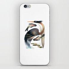 The Heron iPhone & iPod Skin
