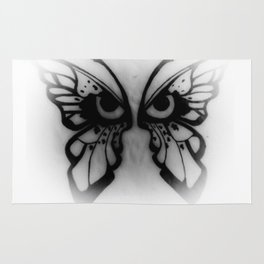 Eyes of a Butterfly 2 Rug