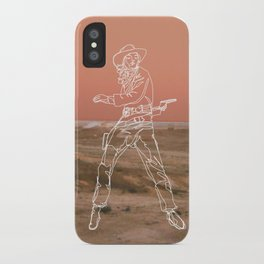Bang! Bang! iPhone Case