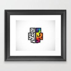 Twinoo logo Framed Art Print