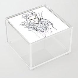 #STUKGIRL EMMA Acrylic Box
