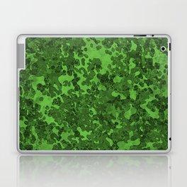 Green Hybrid Camo Pattern Laptop & iPad Skin