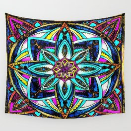 Hype Continues Wall Tapestry