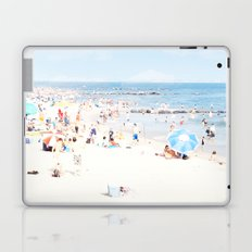 Blue Beach Brooklyn Laptop & iPad Skin