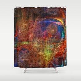 Silk Shower Curtain