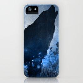 Twilight Wolf iPhone Case