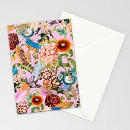 SUMMER BOTANICAL IX Stationery Cards