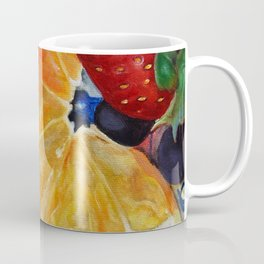 Fruit Plate I Coffee Mug