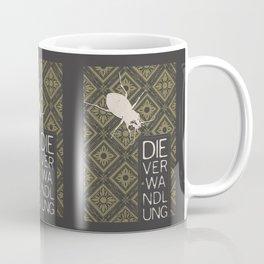 Books Collection: Kafka, The Metamorphosis Coffee Mug