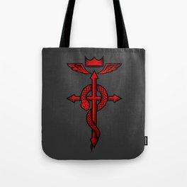 Fullmetal Alchemist Flamel Tote Bag