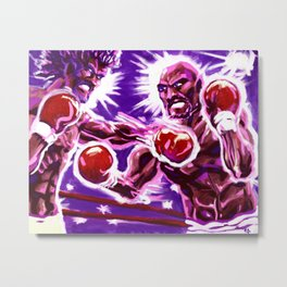 Marvelous Metal Print