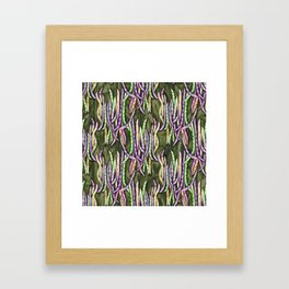 Bean Sprouts Framed Art Print