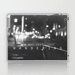 just wandering. Laptop & iPad Skin