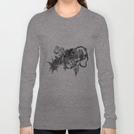 The Anatomy of Thought 6 Long Sleeve T-shirt