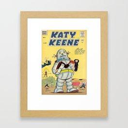 Katy Keene Framed Art Print