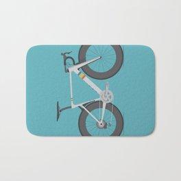 Road Bike Bath Mat