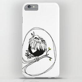 avian egg iPhone Case