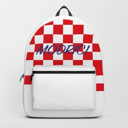 Lukas Modric number one Backpack