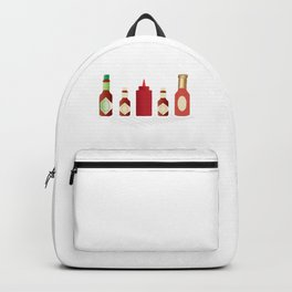 Habanero Hot Sauce Lover Gift Habanero Lover Gift Backpack