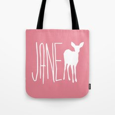 Life is Strange - Jane Doe Tote Bag