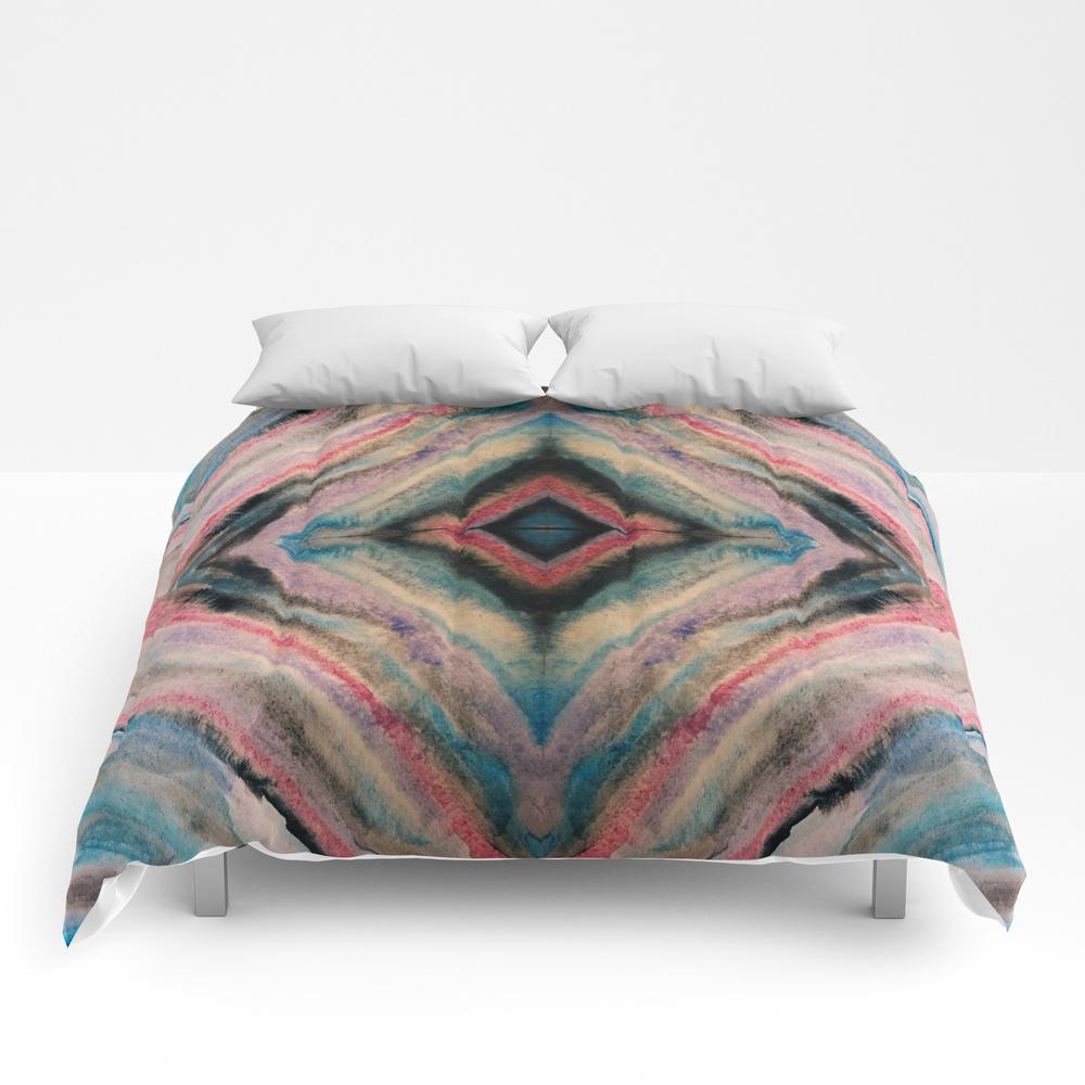 Simplicity Ii Comforter by Kunstkessel CMF8334130