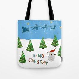 Christmas motif No. 1 Tote Bag