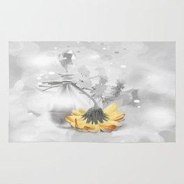 Duft der Blume Rug