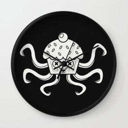 Cupcaketopus! Wall Clock