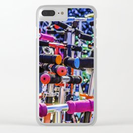 HOLD TIGHT! Clear iPhone Case