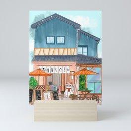 Ohayo Home Mini Art Print