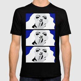 Smoking Girl T-shirt