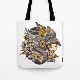 Always a knight Tote Bag