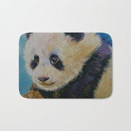 Panda Cub Bath Mat