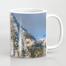 Mountain Peaks Coffee Mug