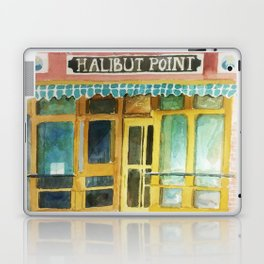 Halibut Point Restaurant Laptop & iPad Skin