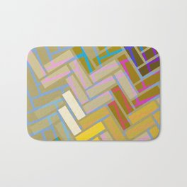 Fill In The Blank Colors Bath Mat