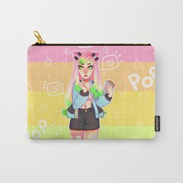 Rainbow Vom Carry-All Pouch