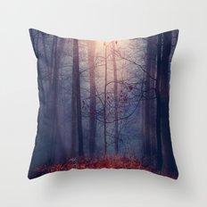 Melancolia. Throw Pillow
