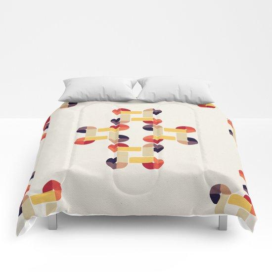 'round and 'round  Comforters