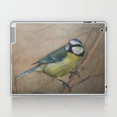 Blue Tit Laptop & iPad Skin