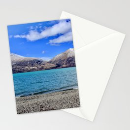 Twin Sister Peaks Stationery Cards