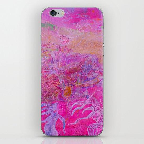 O2 iPhone & iPod Skin