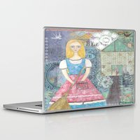 cinderella Laptop & iPad Skins featuring Cinderella by inara77