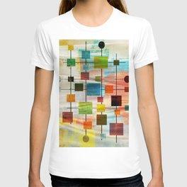 Mid-Century Modern Art 1.3 -  Graffiti Style T-shirt