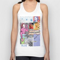 western Tank Tops featuring western bullies by odinelpierrejunior