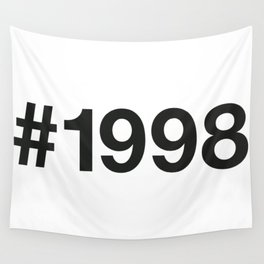 1998 Wall Tapestry