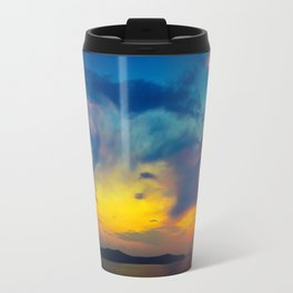 My sunset Travel Mug