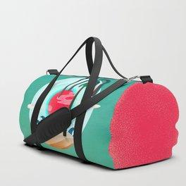 064 - Sunny chic island Duffle Bag
