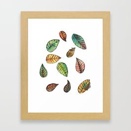 Colorado Autumn Framed Art Print